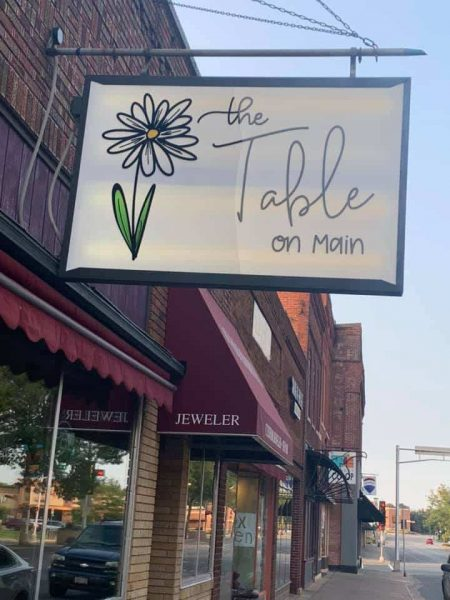 The Table on Main - Main Street View